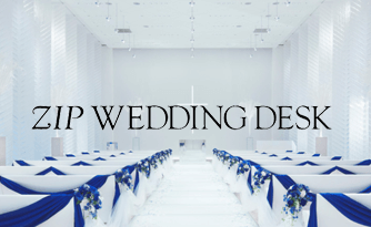 ZIP WEDDING DESK